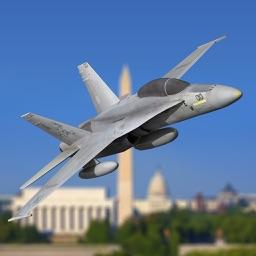 Flight Simulator Washington DC