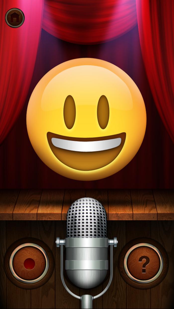 >Emoji Screenshot