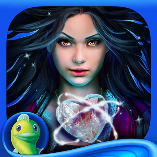 Dark Romance: The Swan Sonata HD - A Mystery Hidden Object Game icon