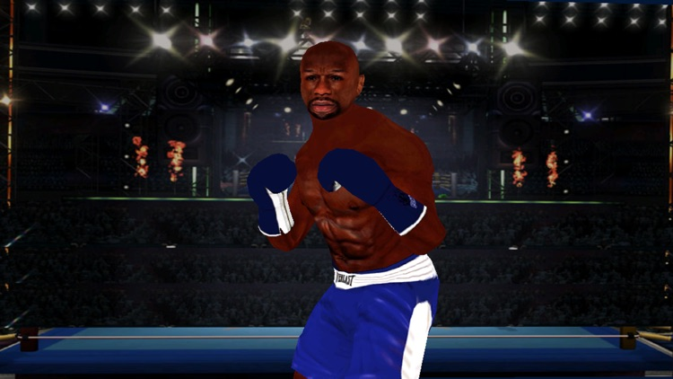Real Boxing Legend