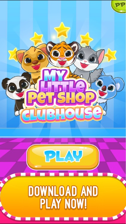 My Little Pet Shop Clubhouse - Clinic, Salon and Fashion Spa Makeover screenshot-4