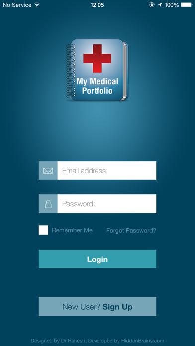 点击获取My Medical Portfolio - Patient