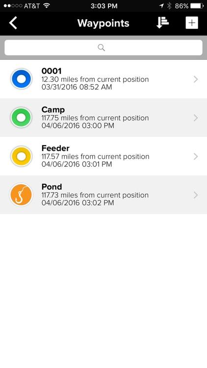 PRO HUNT™ - Outdoor/Hunting GPS Navigation app image