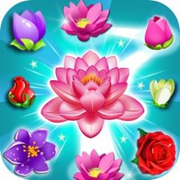 Garden Flower Connect Mania