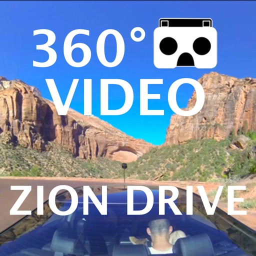 VR Zion National Park 360° Video