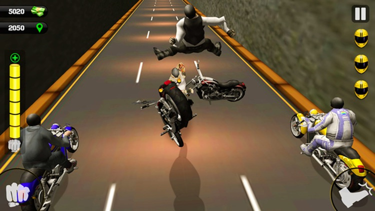 Road Rush Motorbike Rider - Ride the Moto bike in highway screenshot-4