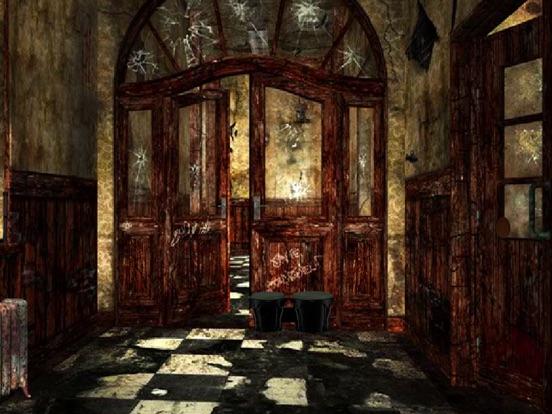 Scary Asylum Escape-ipad-0