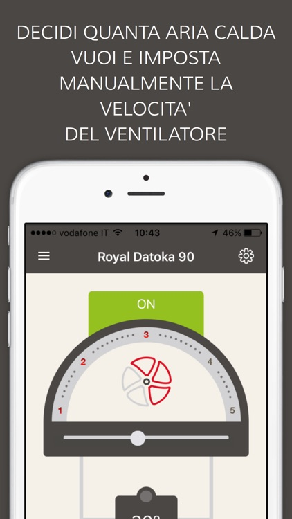 Royal - Manage your stove screenshot-3