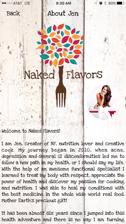 Naked Flavors screenshot-4