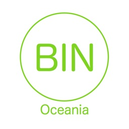 BIN Database for Oceania