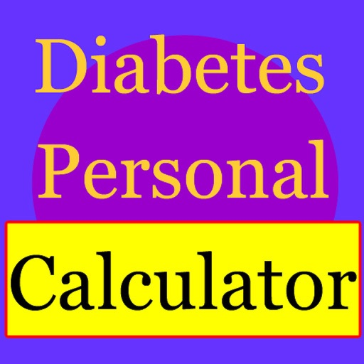 Diabetes Personal Calculator