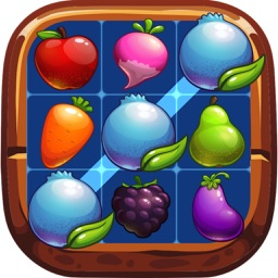 New Fruit Story: Puzzle Match