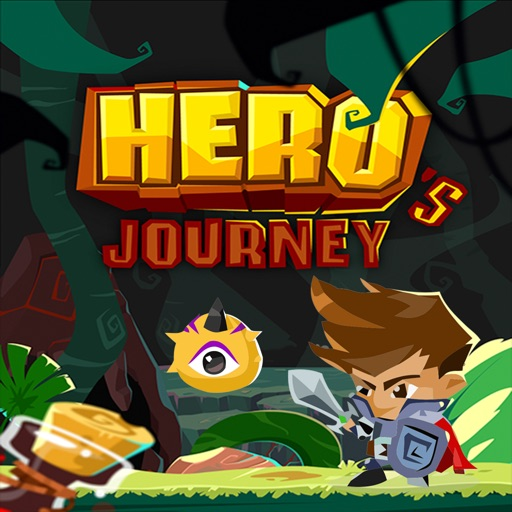 Hero's Journey - fight your way to victory