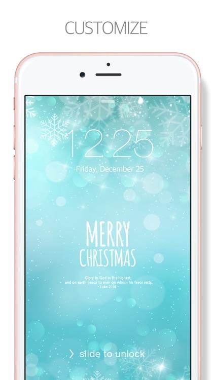 Winter & Christmas Free ( New Wallpaper & Backgrounds Themes ) screenshot-3