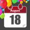 App Icon for Verjaardagskalender - Vergeet nooit meer een verjaardag App in Belgium App Store