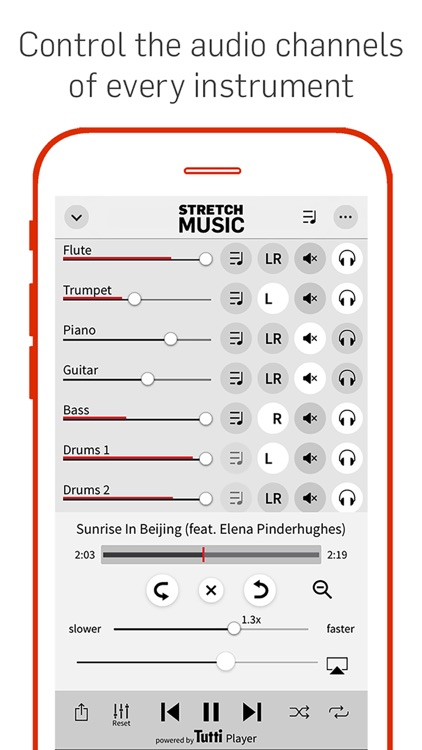 Stretch Music screenshot-2