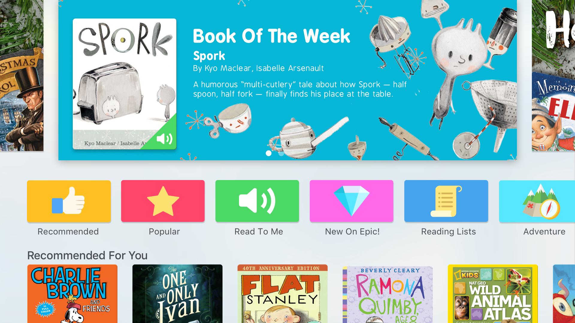Epic - Kids' Books & Reading screenshot 11