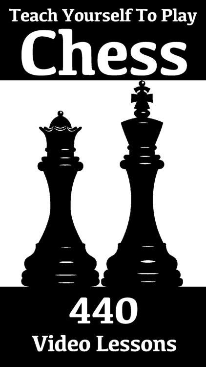 Teach Yourself To Play Chess