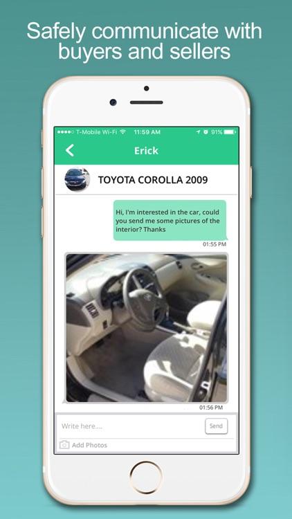 Car Trader | Buy & Sell Used Cars screenshot-3