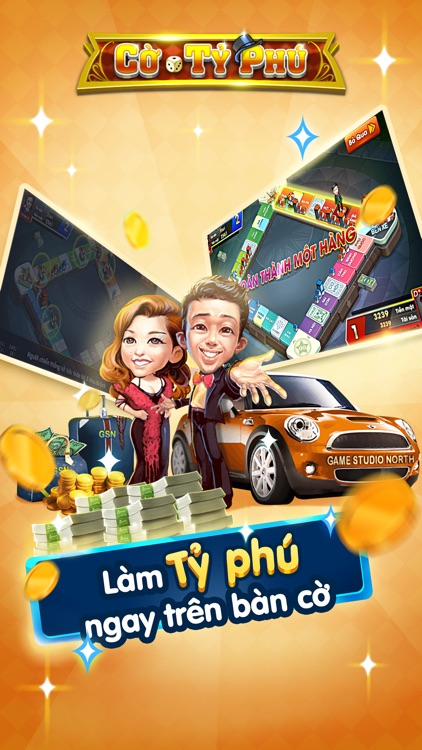 ZingPlay - Cờ Tỷ Phú