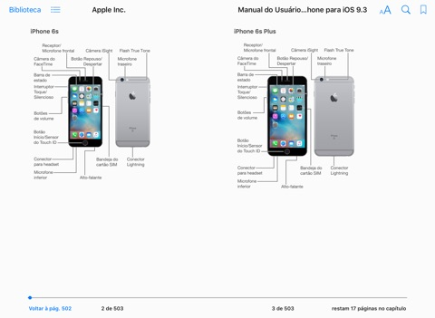 manual do usu rio do iphone para ios 9 3 by apple inc on ibooks rh itunes apple com manual do ipad mini 2 manual do ipad 2 3g em portugues