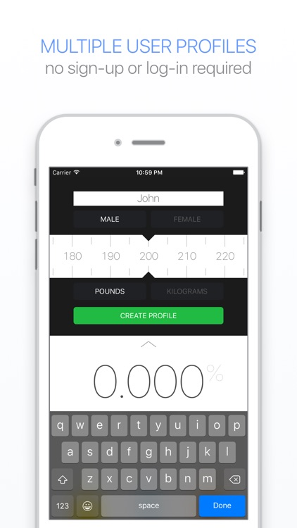 Gage – Blood Alcohol Content Calculator with BAC Timer & Sobriety Tracker screenshot-3