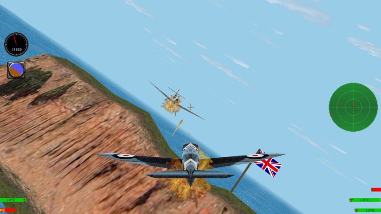 Defend London 3D Lite2