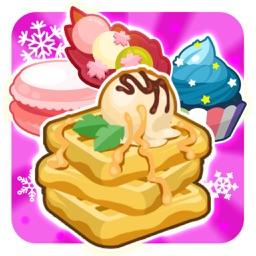 Paradise Cake Mania: Match Game