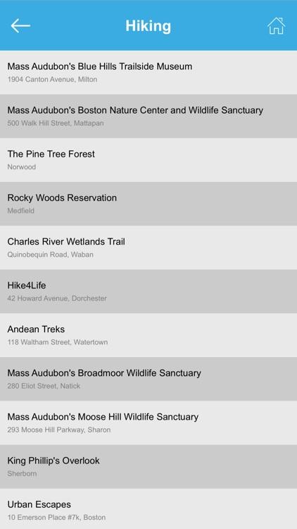 Massachusetts Recreation Trails screenshot-4