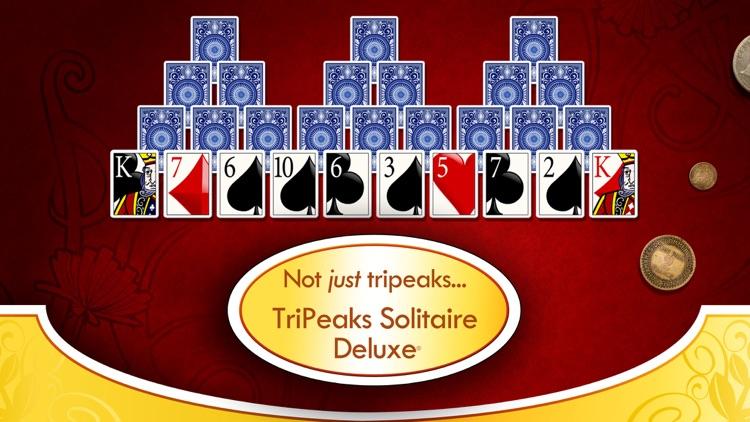 TriPeaks Solitaire Deluxe®