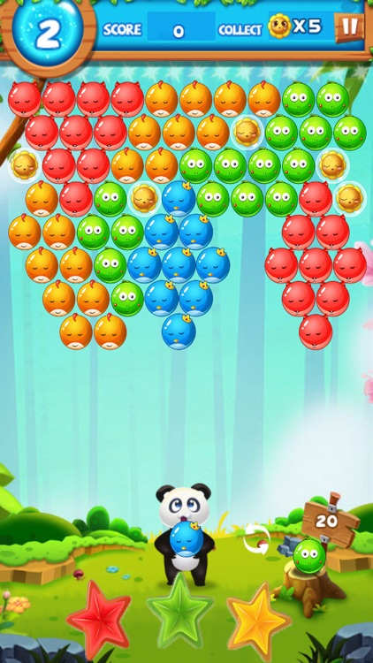Smart Bubble Shooter Blaze