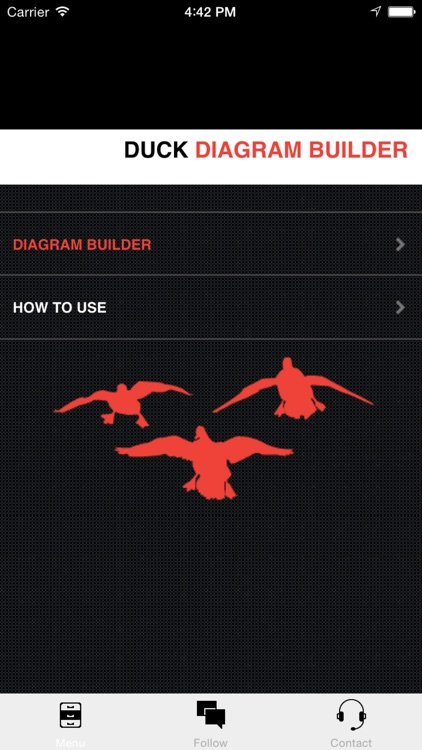 Duck Hunting Diagram Builder-Duck Hunting Spreads screenshot-4