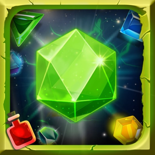 Jewels Deluxe Match 3: Gems Game