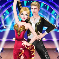 Activities of Celebrity Dance Contest - Stars Salon Game: Girls Spa, Makeup & Dressup Costume Makeover