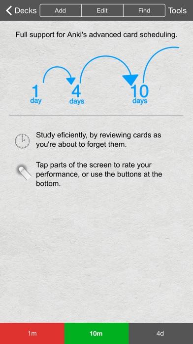AnkiMobile Flashcards app image