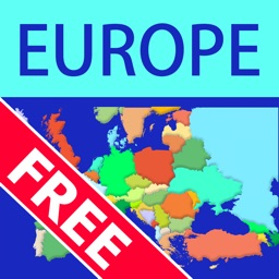 Map Solitaire Free - Europe