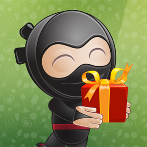 MyBirthday.Ninja - Send Happy Birthday Greeting Cards The Ninja Way app