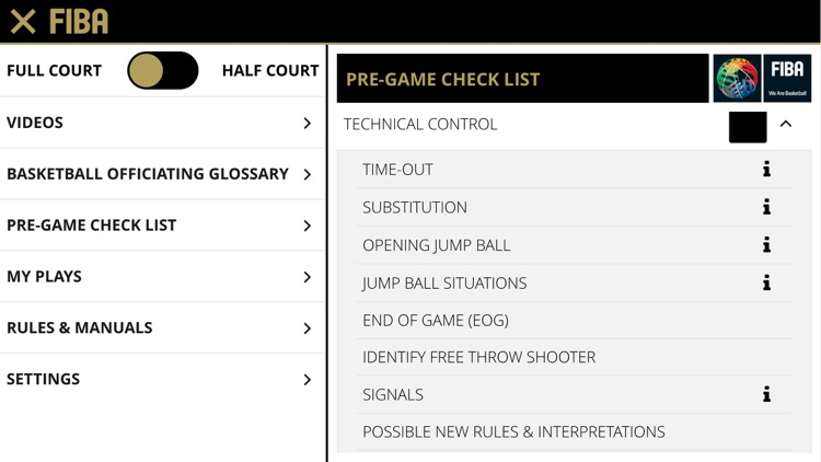 FIBA iRef PGC screenshot-2