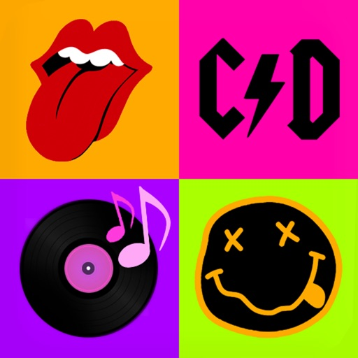Logo Quiz - Guess The Music Bands iOS App