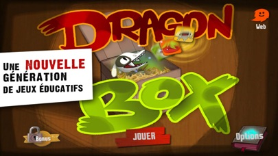 Screenshot #1 pour DragonBox Algebra 5+