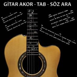 AkorAra - Güncel & Eski Gitar Akor,Tab,Sözleri