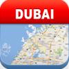 Dubai Offline Map - City Metro Airport and Travel Plan