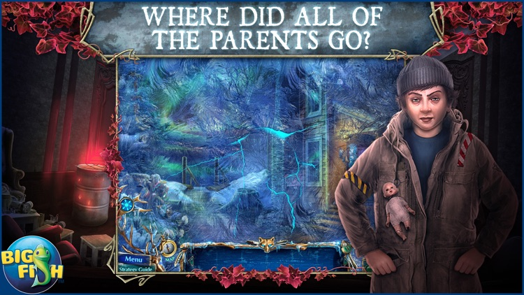 Surface: Alone in the Mist - A Hidden Object Mystery (Full) screenshot-0
