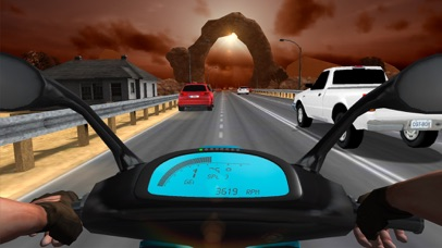 Traffic Rider : Multiplayer
