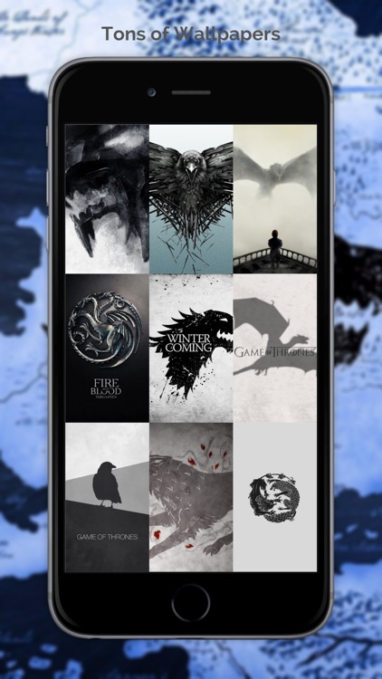 HD Wallpapers & Backgrounds for Game of Thrones Free screenshot-3