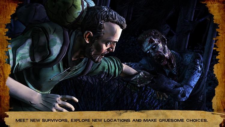 Walking Dead: The Game - Season 2 screenshot-4
