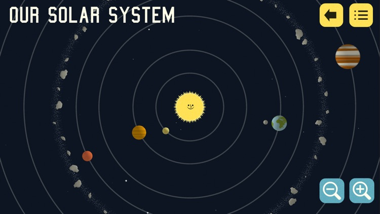 Astro Cat's Solar System screenshot-3