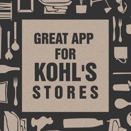 Great App for Kohl's Stores