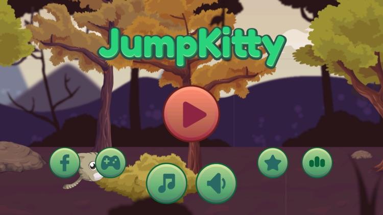 Flappy Kitty - Kitten Jump Doodle Adventure