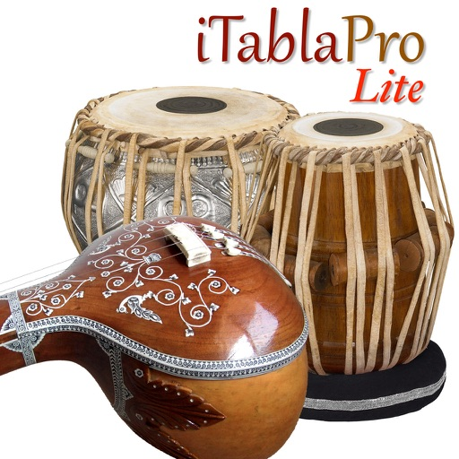 iTablaPro Lite - Tabla Tanpura Player